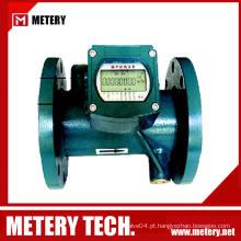 Caudalímetro ultra-sônico tipo tubo de caudal série MT100FU
