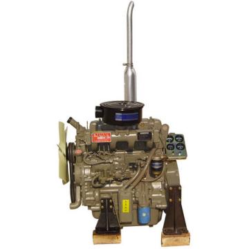 56 KW / 76 HP gerador elétrico usado motor Diesel