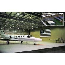 Vorfabrizierter Stahlstruktur-Luftfahrt-Hangar (KXD-SSB1311)
