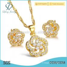 Boucles d'oreilles en or plaqué or 18k en or plaqué or, bijoux en or 18 carats
