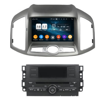 Android-head-unit voor Capativa 2012-2016