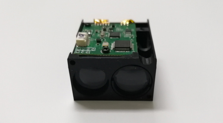 10000Hz Frequency LiDAR Module