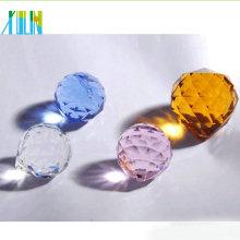 Mais popular de qualidade superior máquina de corte de vidro bola de cristal para lustre