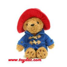 Weicher Kleiderhut Teddybär