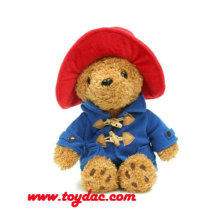 Soft Dress Hat Teddy Bear