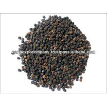 whole black pepper from india