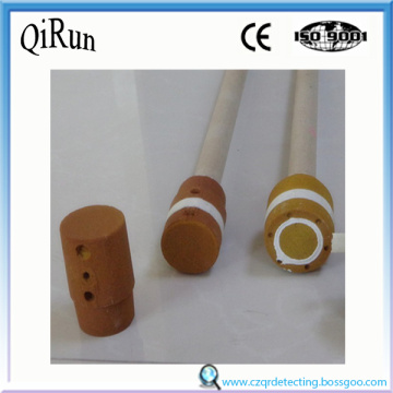 Injection Molten Iron Samplers for Furnace