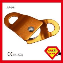 AP-041 Aluminium-Drehseiten-Einzelrolle