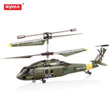 SYMA S102G modelo de helicóptero 3ch rc com giroscópio