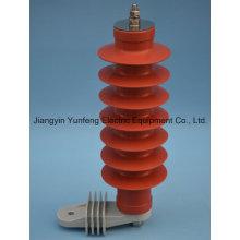 Pararrayos de óxido metálico para sistemas de corriente continua
