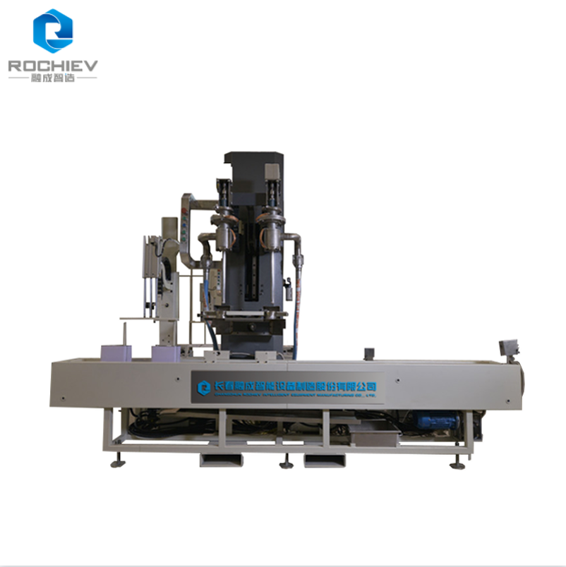 Semi Automatic Weighing and Filling Machine