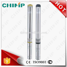 "CHIMP Proveedor chino Serie SD2 Bomba sumergible de pozo profundo de 4 ""4 pulgadas"