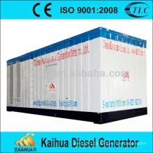 Standby 1000kva container generator with Cummins engine KTA38-G2A