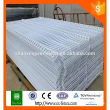 Alibaba Alibaba HDG / verzinkt und PVC pulverbeschichtet Drahtgeflecht Zaun / 3D Zaun