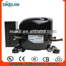 Refrigerador de la serie DC QDZH35G 12v utilizado