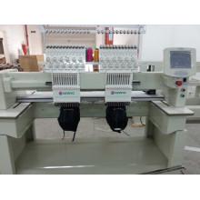 Компьютерная машина для вышивки с двойной вышивкой, высокоскоростной дизайн 9 и 12 цветов