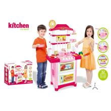Cozinha Super-estilo Ocidental Cozinha Cozinha Brinquedos-Cozinha Mundial de alta qualidade