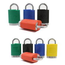 MOK@W202/W202L high quality wholesale short shackle aluminum color padlock
