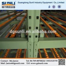 Großhandel Industrieautomation Lagerregal Carton Flow