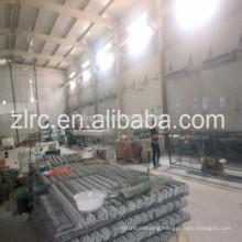 Glass fibre reinforced polymer bar machine