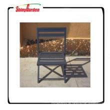 Portabler faltbarer Aluminiumstuhl