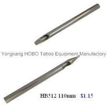Mejores productos largos de la extremidad de la aguja del tatuaje del acero inoxidable de la venta