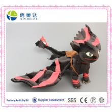 Deluxe Como treinar seu dragão enchido boneca de pelúcia
