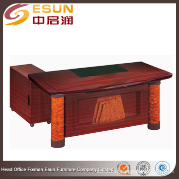 2016 Foshan Factory hot sale popular office furniture executive L shaped office table design
