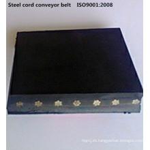 Correa transportadora de acero de 2200mm ST1600
