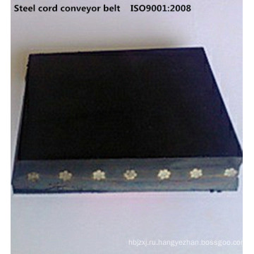 2200мм конвейерная лента из стального корда ST1600