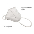 Medical Folding Respirator Einweg-Gesichtsmaske KN95