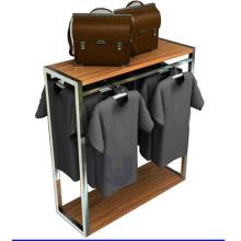 OEM ODM пользовательского Футбол розничный магазин Мебель Металл T рубашка дисплей