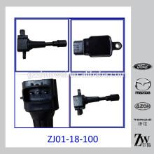 Auto Part Engine Ignition Coil Pour Mazda / FOR (D) OEM # ZJ01-18-100