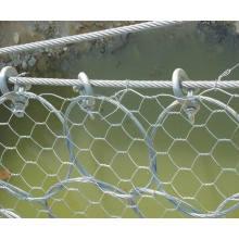 Hexagonal Wire Netting, Hexagonal Wire Mesh, Gabion Mesh