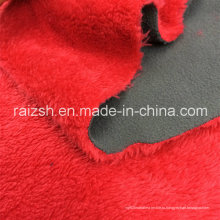 Комбинированная ткань Polar Fleece Короткая плюшевая ткань