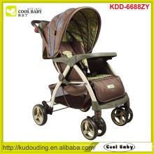 Carrinho de criança de bebê novo fornecedor de China 2 a 1 carrinho de criança de bebê com carseat