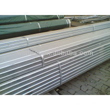 DN50 OD60.3MM Tubo de acero galvanizado