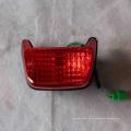 Luz traseira da motocicleta para CT100 sistema de iluminação da lâmpada traseira LED