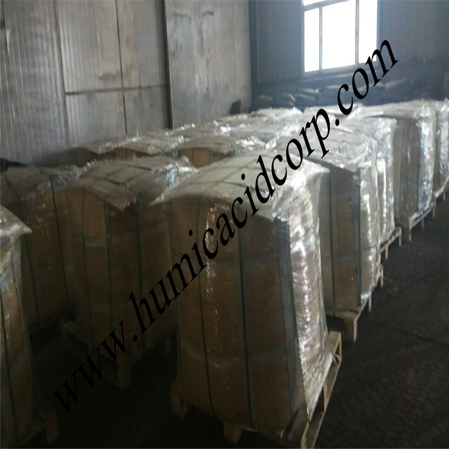 Humic Acid In Ton Bag
