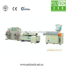 2014 New Plastic Corrugated Pipe Extrusion Line