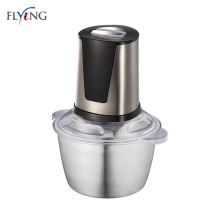 1.8L Stainless Steel Bowl Food Chopper for Meat