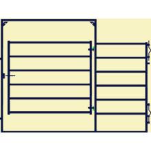 Zaun Panel HDG Zaun Panel Tor