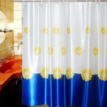 Gute Qualität Premium Kunststoff benutzerdefinierte Duschvorhang