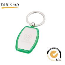 Porte-clés en acrylique avec logo personnalisé (Y03775)