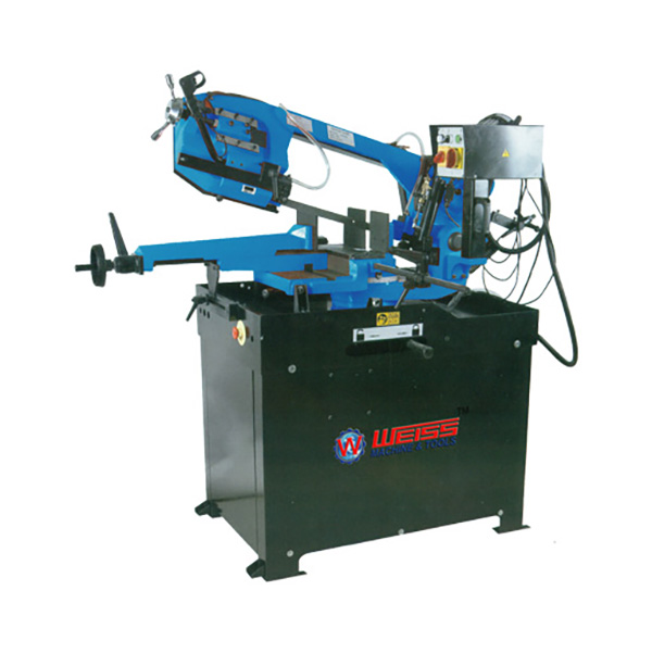 band saw machine pipe cutting