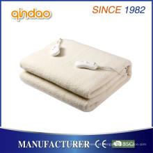 Cobertura de almofada de colchão com aquecimento eléctrico 3 Definição de temperatura