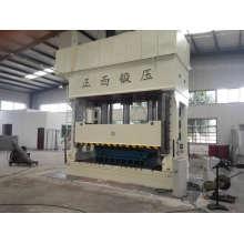 Máquina de prensa hidráulica de trefilagem profunda H Frame 1500 Ton