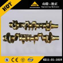 Komatsu HD465-7 Коленчатый вал 6240-31-1101 SAA6D170E-3