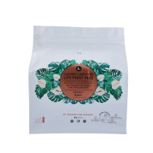 Candy Biodegradable Food Plastic Packaging Pet Film Aluminum Foil Ziplock Plastic coffee Box Bag