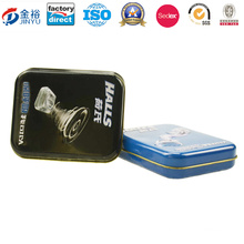 2016 Travel Portable Pillbox Custom Metal Pill Container/Box Jy-Wd-2015120707